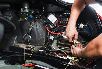 The Electrical System Of Any Vehicle Is Made Up Battery Starter And Alternator Gets Energy From