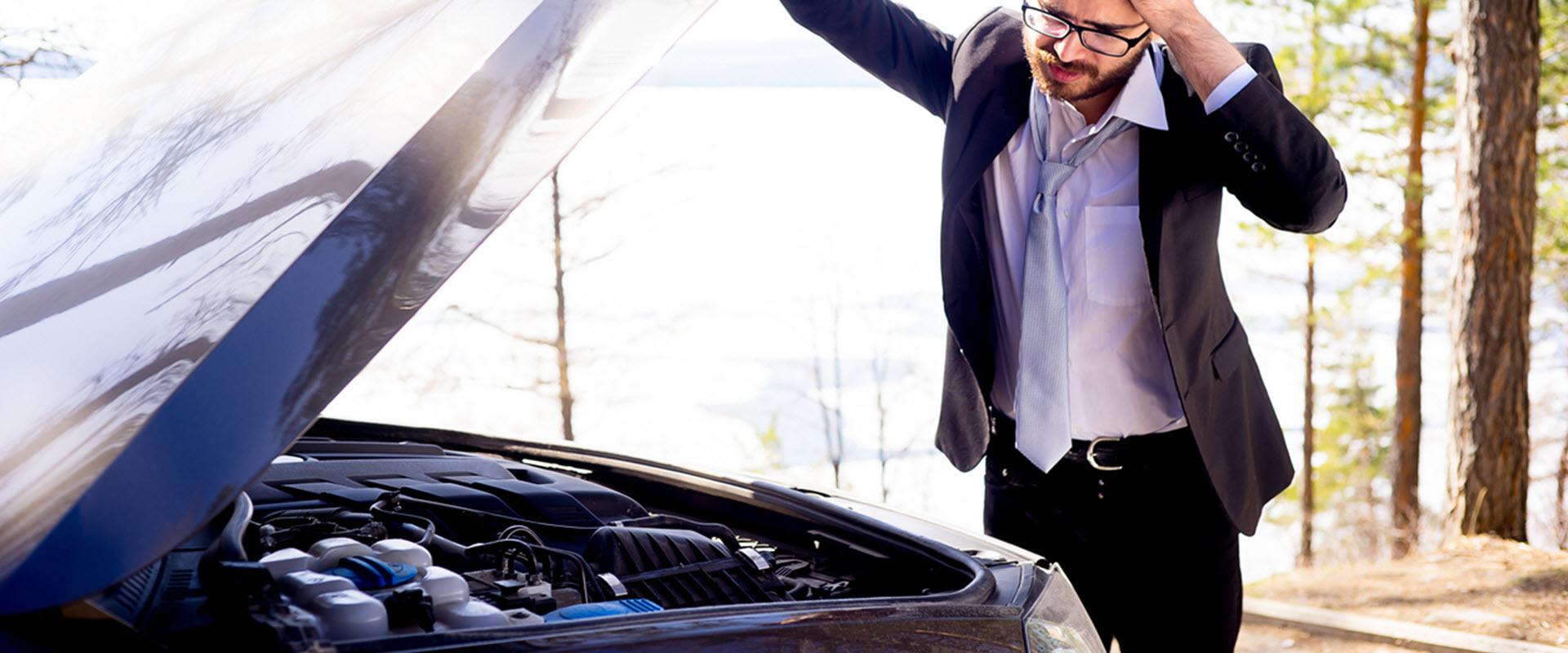 Audi Engine Misfiring