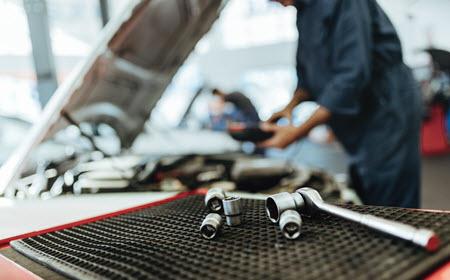 Audi Mechanic