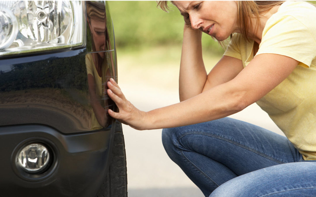 What Should You Do When You Find a Nail in Your Car's Tire?