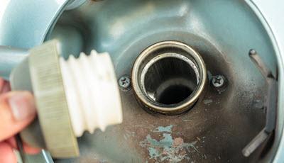 Audi Loose Fuel Cap Issue Fix