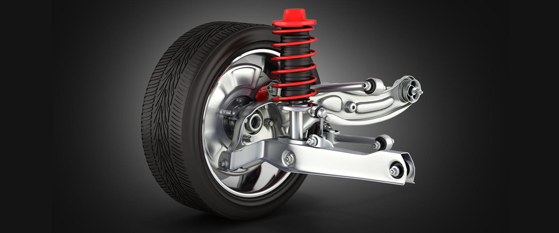 Porsche Suspension