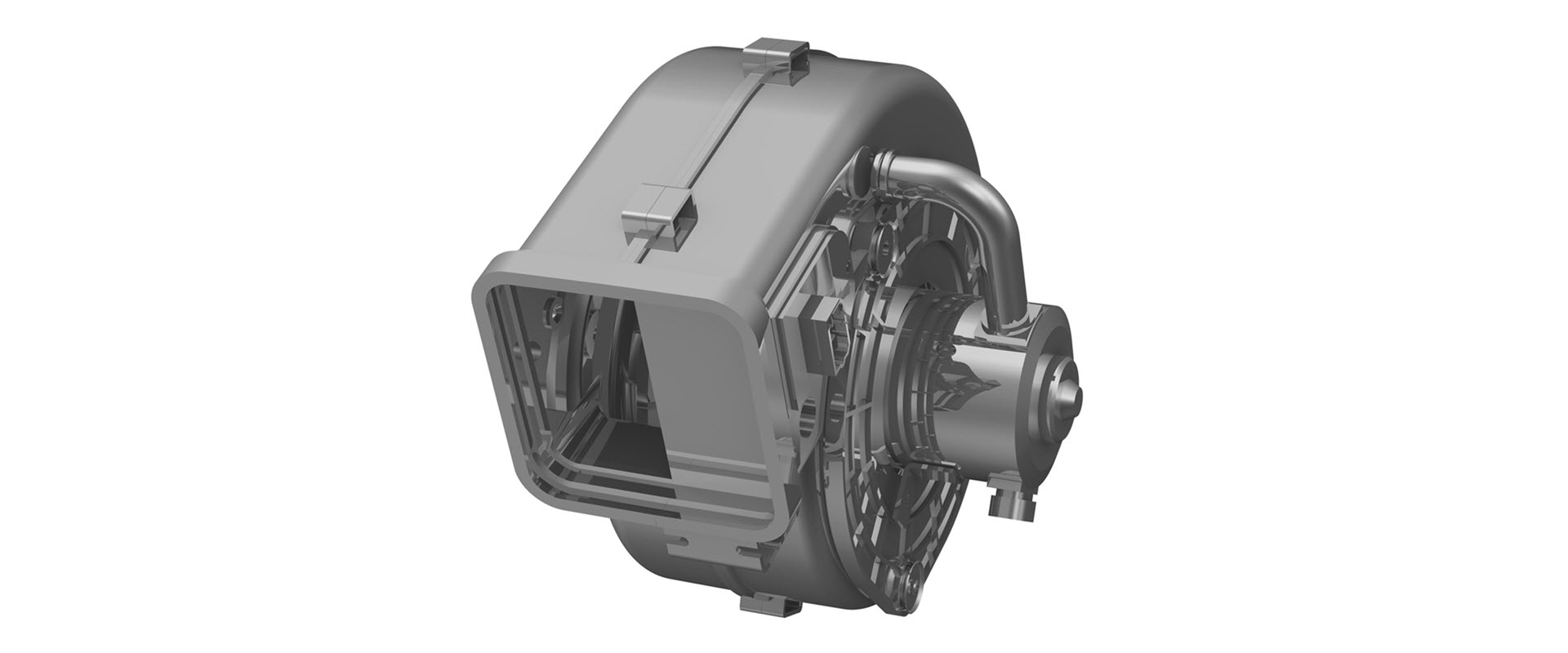 Mercedes Heater Blower